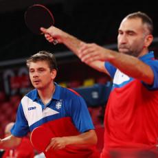 KORAK BLIŽE ČETVRTFINALU: Stonoteniseri Srbije poveli protiv Brazila!