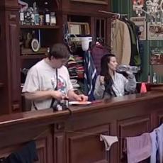 KORAK DALJE! Kristijan i Kristina sve intimniji - sad je testira kakva je u kuhinji! (VIDEO)