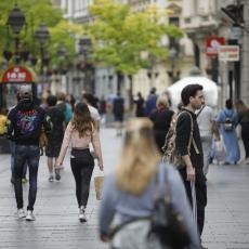 KORONA BROJKE PADAJU ŠIROM SRBIJE: U Beogradu još 540 novozaraženih, trocifrene brojke kritične samo još u jednom gradu