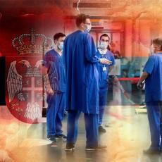 KORONA BUKNULA U KLINICI ZA NEUROLOGIJU U NIŠU: Zaraženi i zdravstveni radnici i pacijenti
