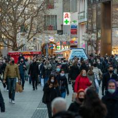 KORONA GUTA AUSTRIJU: Još 5.802 novozaraženih i 90 umrlih