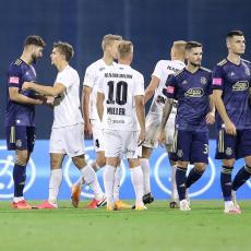 KORONA HARA BALKANOM: Fudbaler Dinama iz Zagreba pozitivan na PCR testu!