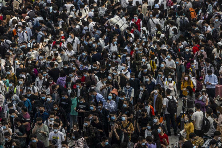 KORONA IM VIŠE NIJE NI NA KRAJ PAMETI: Ovako su Kinezi proslavili 1. maj! Neviđene gužve širom zemlje, hiljade na koncertima