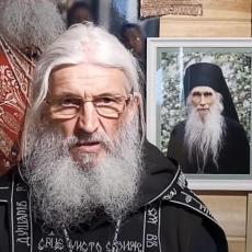 KORONA JE DEO GLOBALNE ZAVERE: RPC raščinila monaha koji je zauzeo manastir u znak protesta (VIDEO)