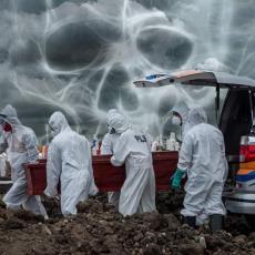 KORONA KOSI HRVATE: 15 preminulih pacijenata, registrovano 828 novih slučajeva!