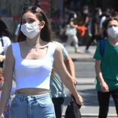 KORONA LOMI GRČKU:  Zabeležen naveći broj zaraženih i preminulih u jednom danu od početka pandemije
