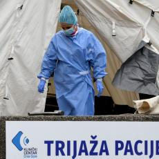 KORONA NASTAVLJA DA DIVLJA U CRNOJ GORI: Zabeleženo 508 slučajeva virusa, preminulo deset osoba