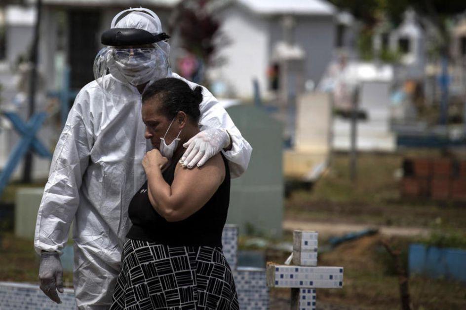 KORONA NASTAVLJA DA SEJE SMRT U BRAZILU: Autohtoni stanovnici umiru alarmantnom brzinom, stopa smrtnosti dvostruko veća