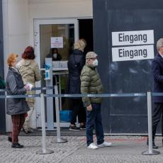 KORONA NE POSUSTAJE: Broj novozaraženih u Nemačkoj u porastu