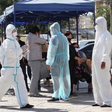 KORONA NE PRESTAJE DA SE ŠIRI: U Brazilu u prethodna 24 sata 20.229 novozaraženih, preminulo 620 osoba