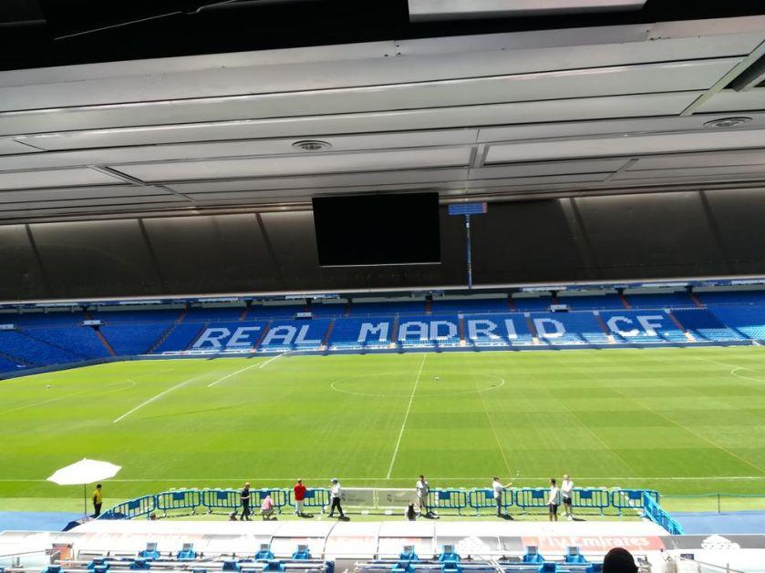 KORONA NE UTIČE NA FINANSIJE KRALJEVSKOG KLUBA: Real Madrid nema potrebu da smanjuje plate svojim fudbalerima (FOTO)