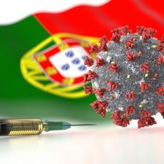 KORONA OBARA REKORD: U Portugaliji najveći broj preminulih u danu od početka pandemije