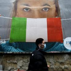 KORONA PODIVLJALA U ITALIJI: Oboren novi crni rekord, registrovano najviše novoobolelih od početka pandemije