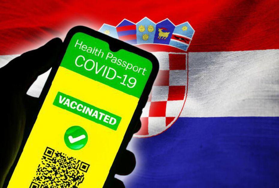 KORONA POTVRDE STIGLE U KOMŠILUK: Hrvati ih uvode o ponedeljka, obavezne za radnike u zdravstvu! Obuhvaćeni i pacijenti!