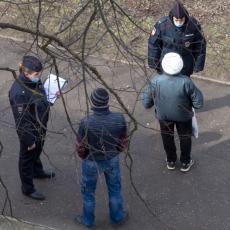 KORONA PUNI BUDŽET: Preko milion Rusa kažnjeno zbog nepoštovanja epidemioloških mera