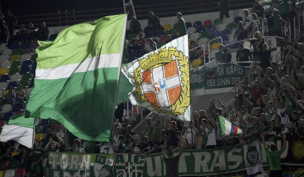 KORONA STOPIRALA PRIPREME: FK Rapid iz Beča ima pozitivan slučaj na COVID-19