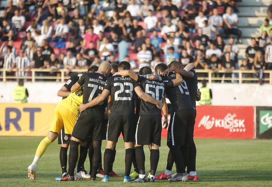 KORONA U PARTIZANU: Dvojica fudbalera pozitivna na Covid-19?! (FOTO)