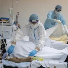 KORONA U PČINJSKOM OKRUGU: Sve više obolelih zdravstvenih radnika, radi se na pokretanju nove kovid bolnice