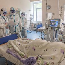 KORONA U RUSIJI SVE JAČE STEŽE OBRUČ: Zabeleženo još 6.718 novih slučajeva infekcije