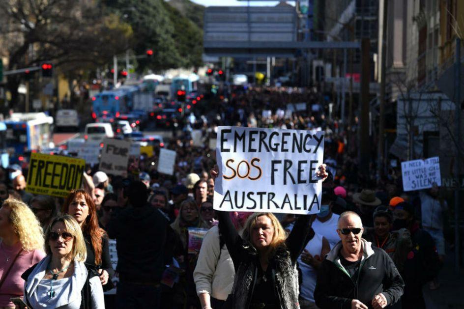 KORONA U SIDNEJU Australija poslala vojsku da kontroliše mere zatvaranja, zvaničnici upozoravaju: To će biti problem