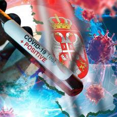 KORONA UBIJE JEDNU OSOBU NA SVAKIH POLA SATA: Sprema nam se najjači udar epidemije, brojke alarmantne
