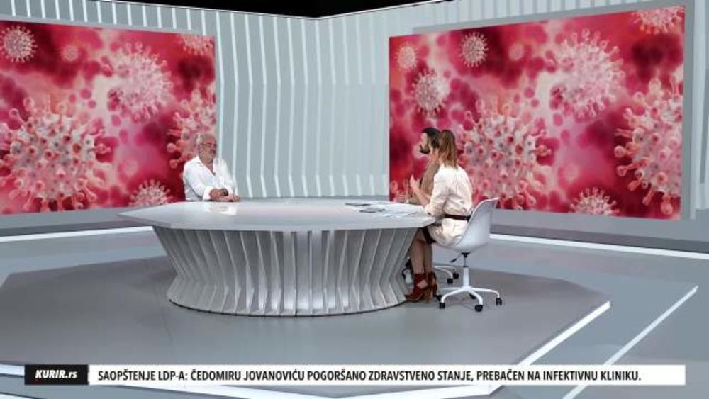 KORONA USKORO NESTAJE Nestorović otkrio za KURIR TV kada će se virus povući! Pre 10 dana DESILO SE NEŠTO NEVEROVATNO!