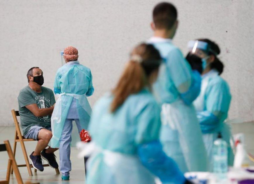 KORONA VIRUS NASTAVLJA DA BUKTI: Španija je prva evropska zemlja u kojoj je broj zaraženih prešao milion