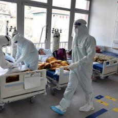 KORONA ZAVILA SVET U CRNO: Od početka pandemije od opakog virusa preminulo više od ČETIRI MILIONA ljudi