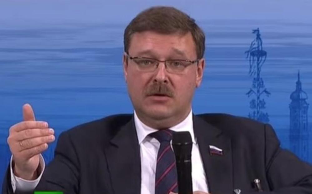 KOSAČEV: Ukrajina izrežirala incident da bi nametnula ratno stanje! POSLANICI GLASAJU O POROŠENKOVOM PREDLOGU