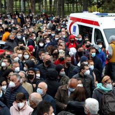 KOVID I DALJE UTIČE NA ŽIVOT U SRBIJI: Korona presek po gradovima pokazao da epidemiji još uvek nije kraj!