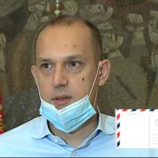 KOVID PACIJENT (55) IZ VRANJA POSLAO PISMO MINISTRU LONČARU: Posle 20 dana borbe sa koronom imao je ozbiljnu poruku