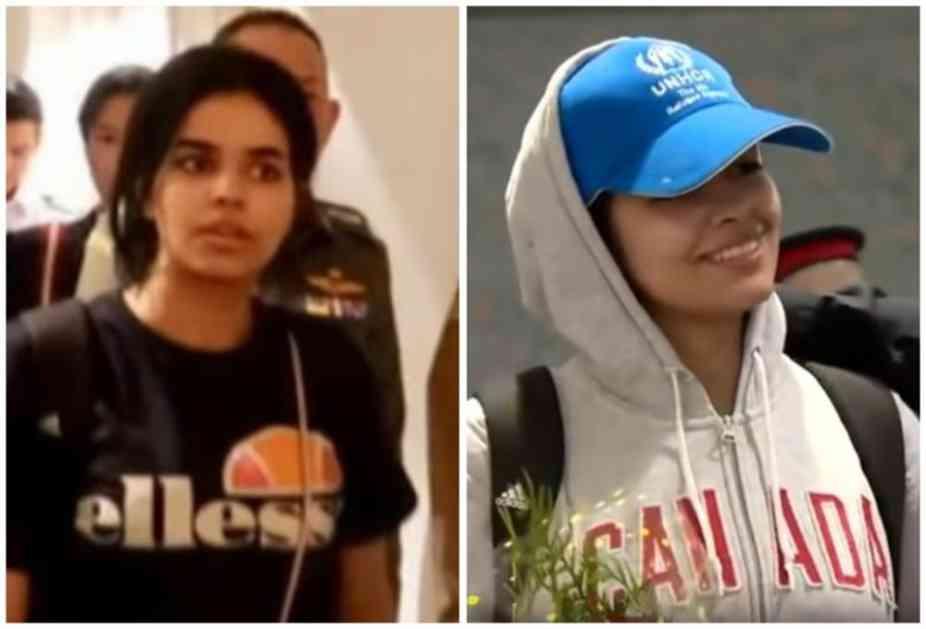 KRAJ AGONIJE LEPE SAUDIJKE: Rahaf (18) se SPASILA SMRTI i konačno se domogla slobode u Kanadu koja joj je dala azil! (VIDEO)