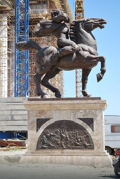 KRAJ ANTIČKE MAKEDONIJE Okončan najkontroverzniji projekat u Skoplju na koji je vlada Gruveskog potrošila 400 MILIONA EVRA (FOTO)