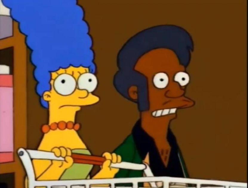 KRAJ APUA KAKVOG ZNAMO, I CRTAĆI SU NA REDU: Belci u Simpsonovima mogu da pozajmljuju glas samo belim likovioma!