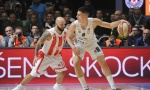 KRAJ: Partizan - Zvezda 71:77