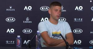 KRAJINOVIĆ U DRUGOM KOLU: Srpskom teniseru predao protivnik u Monte Karlu