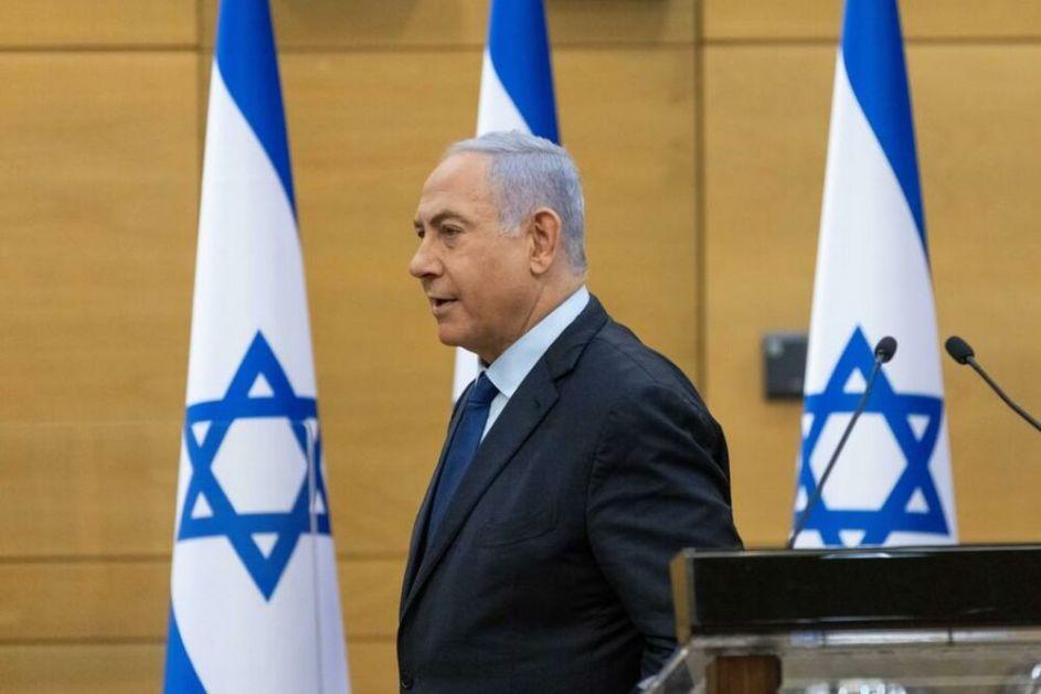KRALJ BIBI NE UME DA GUBI: Netanjahu zvanično predao vlast Benetu bez ceremonije i fotografisanja