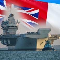 KRALJICA ELIZABETA U PRIPRAVNOSTI: Britanija šalje brodove u Crno more, Moskva neće ostati nema