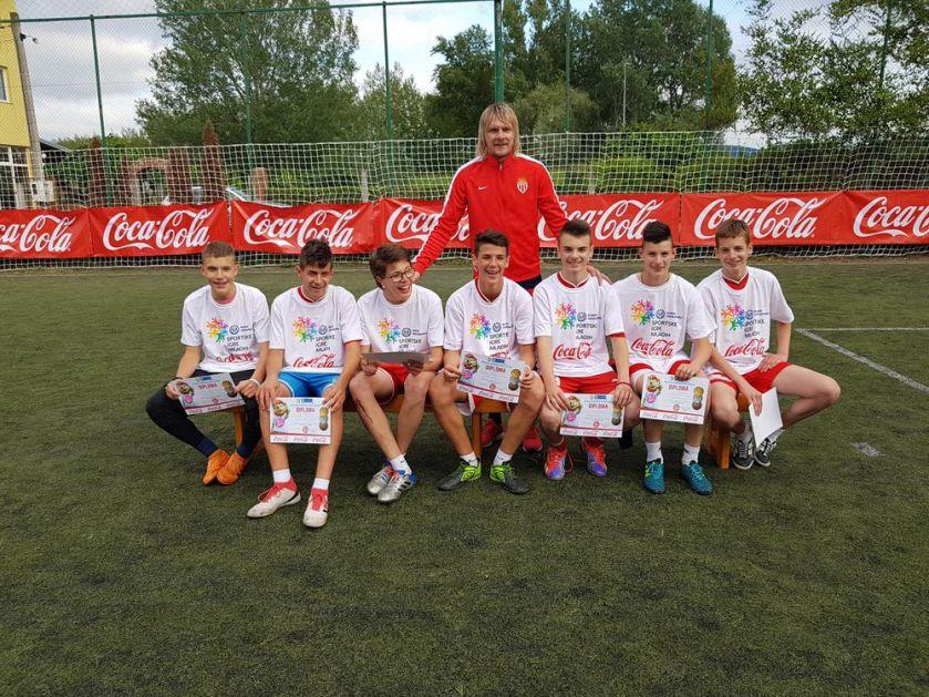 KRASIĆ SA NASLEDNICIMA: Turnir u malom fudbalu u Novom Sad probio rekorde
