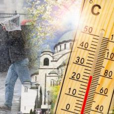 KRATKI RUKAVI I LETNJE STVARI, ALI UZ KIŠOBRAN: Srpski meteorolog upozorava na vreme - sledi pravo vremensko ludilo