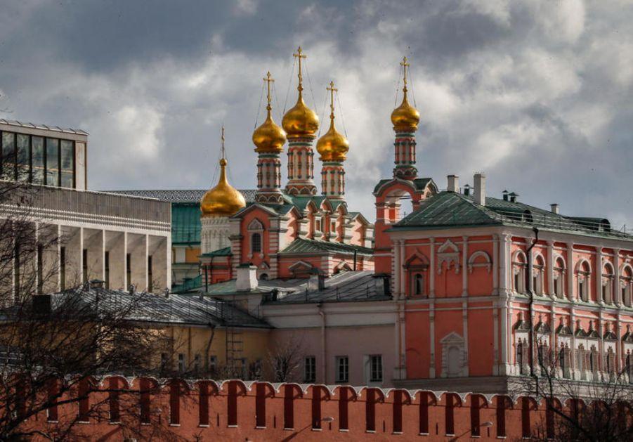 KREMLJ: Sankcije Amerike i EU zbog Navaljnog su mešanje u unutrašnje poslove Rusije i neprihvatljive su!