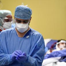 KRETENI JEDNI, DOZOVITE SE PAMETI! O poruci ovog lekara PRIČAJU SVI, jedan snimak ga je RAZBESNEO (VIDEO)