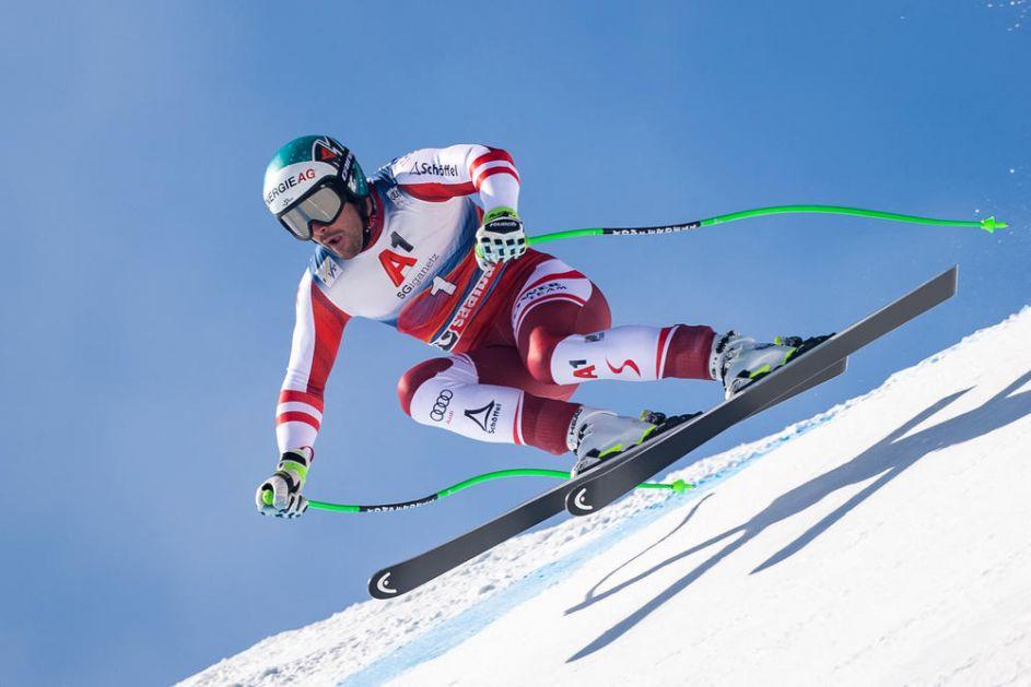 KRIHMAJER POBEDNIK SPUSTA U ZALBAHU: Austrijski skijaš trijumfovao na domaćem terenu