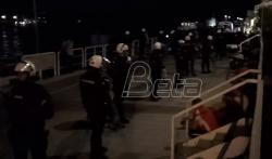 KRIK: Odložen početak sudjenja navijačima Crvene zvezde zbog demoliranja u Beton hali