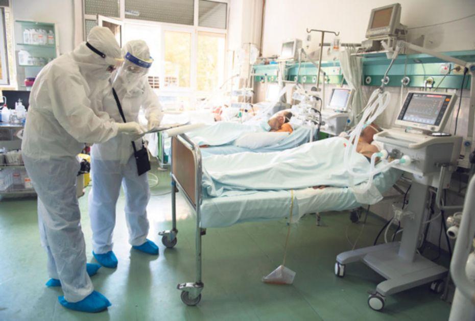 KRITIČNO: Prelazimo 1.000 zaraženih dnevno, mogu li bolnice sve da prime