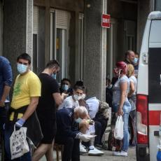 KRITIČNO U ŠUMADIJSKOM OKRUGU: Novih 160 zaraženih, najugroženiji Kragujevac