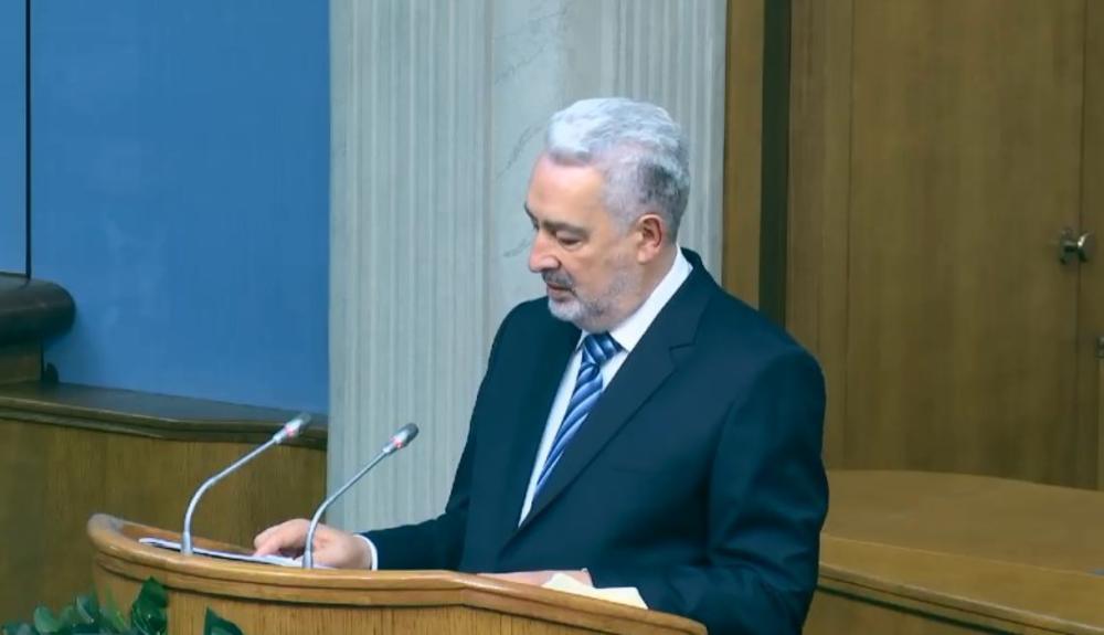 KRIVOKAPIĆ U EKSPOZEU: Dobili smo mandat za promene, a ne zamene! Biću premijer koji će manje da priča, a više da radi! (VIDEO)