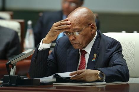 KRIZA U JUŽNOJ AFRICI Vladajuća partija traži SMENU predsednika, on tvrdi: OVO JE ZAVERA SA ZAPADA