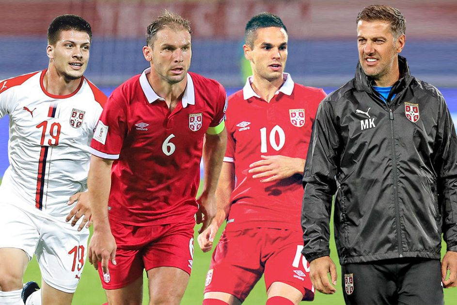 KRSTAJIĆ OTKRIO TAJNU MUNDIJALA: Zašto je na SP otišao Luka Jović, a ne Mijat Gaćinović! Bane je morao biti zamenjen