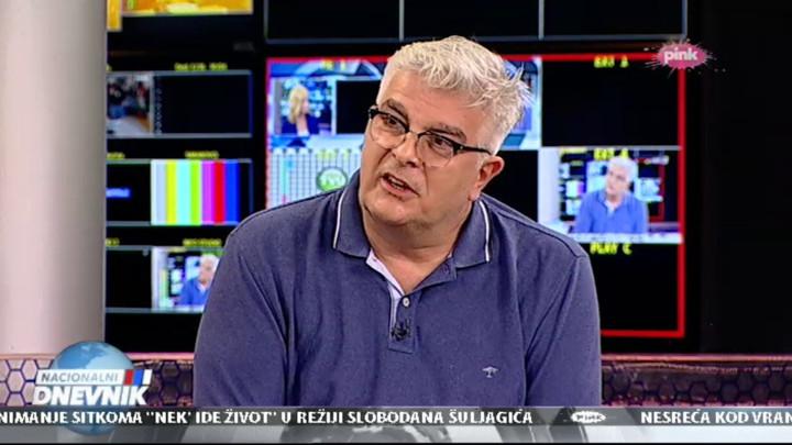 KRSTIĆ ZA NACIONALNI DNEVNIK:Napad na porodicu predsednika Vučića je posledica atmosfere koju već neko vreme kreira opozcija